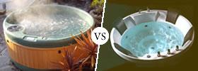 Hot Tub vs Jacuzzi