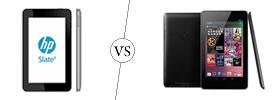 HP Slate 7 vs Nexus 7