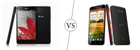 HTC Butterfly vs LG Optimus G
