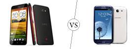 HTC Butterfly vs Samsung Galaxy S3