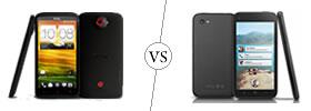 HTC One X+ vs HTC First