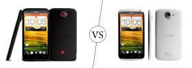 HTC One X+ vs HTC One X
