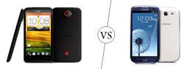 HTC One X+ vs Samsung Galaxy S3