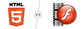 HTML5 Video vs Flash Video