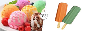 Ice Cream vs Kulfi