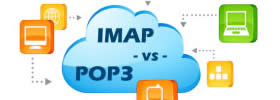 Difference between IMAP and POP3 protocol