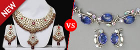 Imitation Jewellery vs Artificial Jewellery