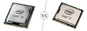 Intel i5 vs i7