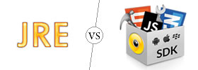 JRE vs SDK