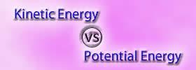 Kinetic Energy vs Potential Energy