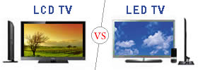 Difference between Liquid Crystal Display TV and Liquid Emitting Diode TV