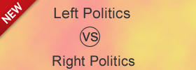 Difference between Left and Right Politics