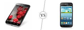LG Optimus L7 II Dual vs Samsung Galaxy Win