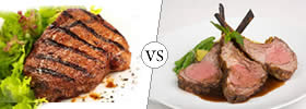 Difference between Meat and Mutton