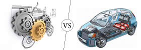 Difference between Mechanical Engineering and Automotive Engineering