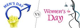 International Men's Day vs International Women's Day