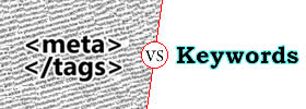 Meta Tags vs Keywords