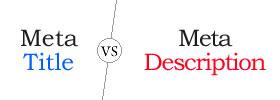 Meta Title vs Meta Description