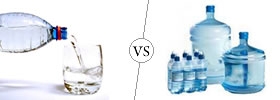 Mineral Water vs Packaged Drinking Water