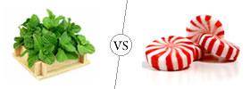 Mint vs Peppermint