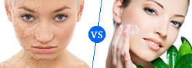 Moisturizer vs Fairness Cream