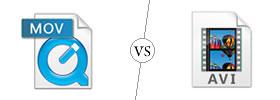MOV vs AVI