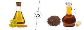 Mustard Oil vs Mustard Seed Oil