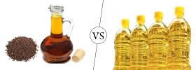 Mustard Oil vs Refined Oil
