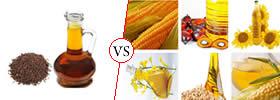 Mustard Oil vs Vegetable Oil