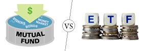 Mutual Fund vs ETF