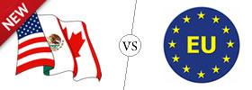 NAFTA vs EU