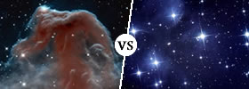 Nebula vs Star