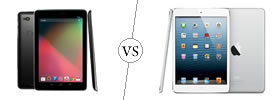 Nexus 10 vs iPad