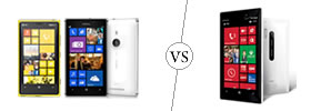 Nokia Lumia 925 vs Nokia Lumia 928