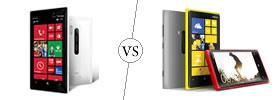 Nokia Lumia 928 vs Nokia Lumia 920