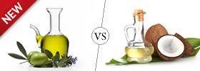 Olive Oil vs Coconut Oil for Hair