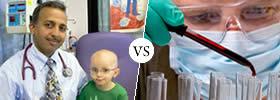 Oncologist vs Hematologist