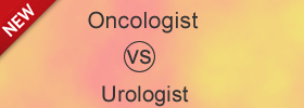 Difference between Oncologist and Urologist