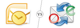 Difference between Outlook and Outlook Express