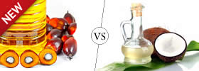 Palm Oil vs Coconut Oil