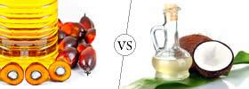 Palm Oil vs Coconut Oil