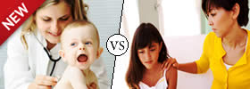 Pediatrician vs Child Specialist