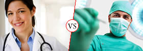 Physician vs Surgeon