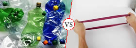 Difference between Plastic and Elastic