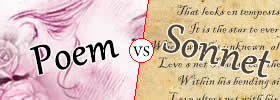 Difference between Poem and Sonnet