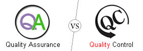 Difference between QA and QC