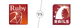 Ruby vs Ruby on Rails