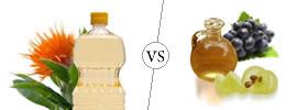 Safflower vs Grape Seed Oil