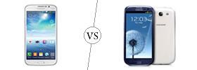 Samsung Galaxy Mega 5.8 vs Samsung Galaxy S3