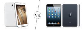 Samsung Galaxy Note 8.0 vs iPad Mini